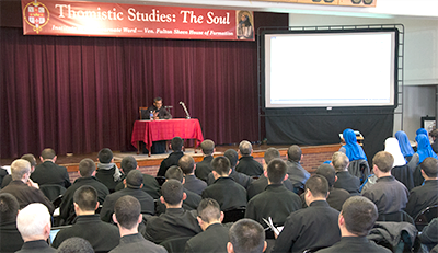 Annual Thomistic Studies Conference held by the Institute of the Incarnate Word