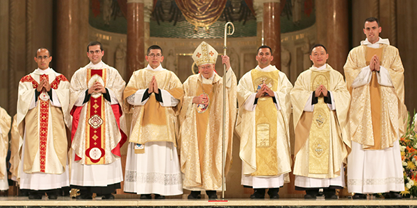 Institute of the Incarnate Word 2017 Ordinations